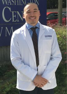 Sam Regalado Working to Improve Healthcare Equity
